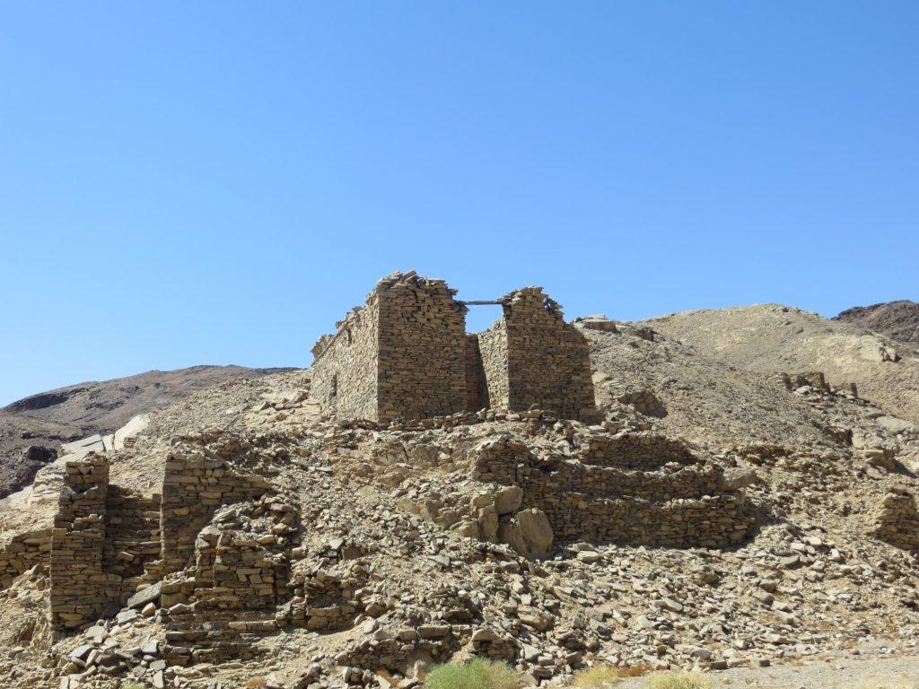"""""""Świątynia południowa"""" w Wadi Sikait, Egipt © J. O. Guzman"""