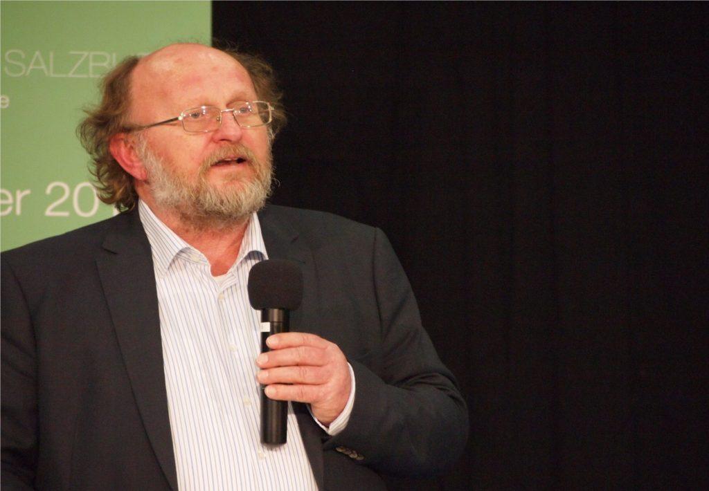 prof. Klaus Schmidt fot. Thomas Springer (opublikowano na licencji CC0 1.0 via Wikimedia Commons)